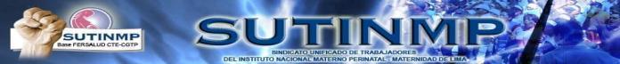 """""""SUTINMP"""" (2008 - 2009)"""