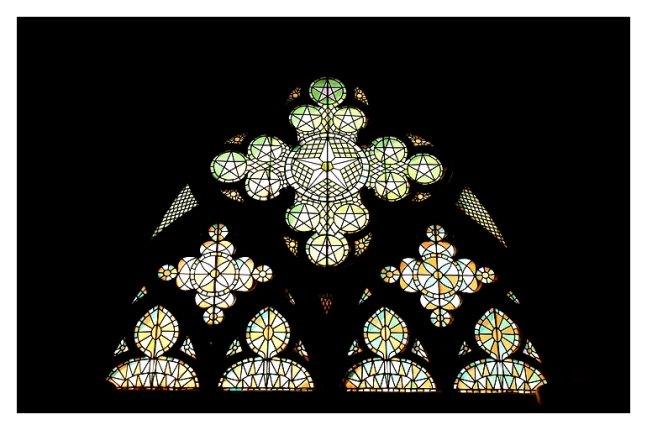 131- Gotik ve vitray