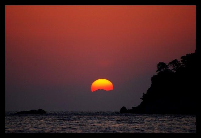 143- Yarım güneş ve Selanik'e selam...