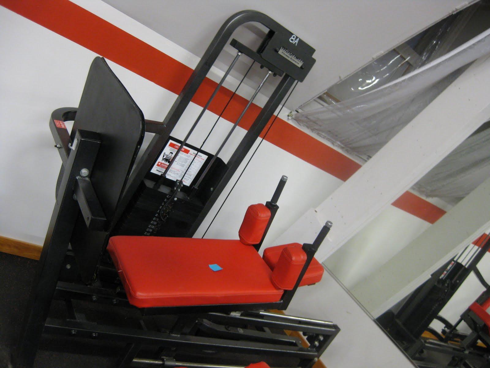 Gym Equipment For Sale Magnum Strength C3 Leg Press 30651