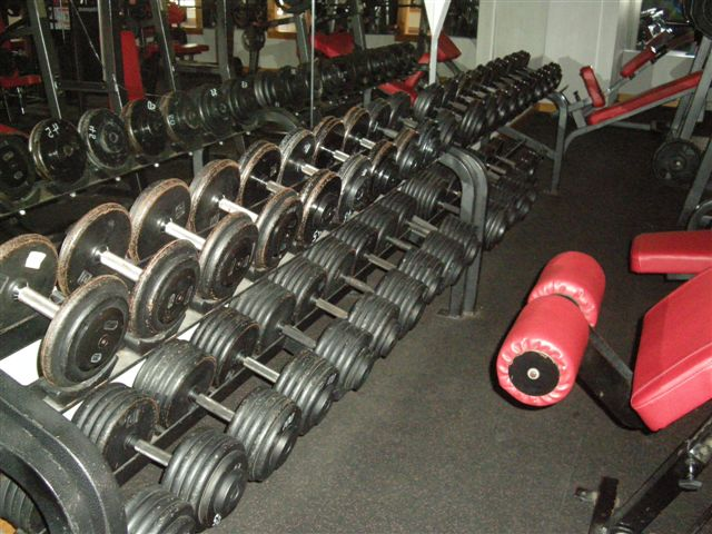 Gym weights for sale sheffield road