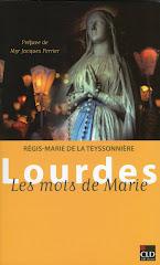 Lourdes, les mots de Marie