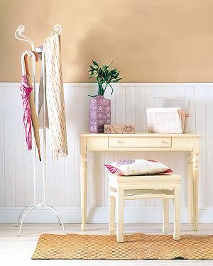 Colores para decorar ideas para vestibulos entradas - Muebles recibidor pequeno ...