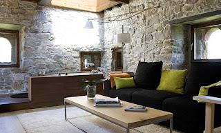 Decoraci n e ideas para mi hogar paredes de piedra para - Decoracion paredes de piedra ...