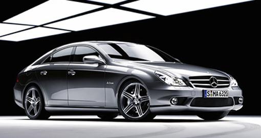 Mercedes-Benz CLS 63 AMG.
