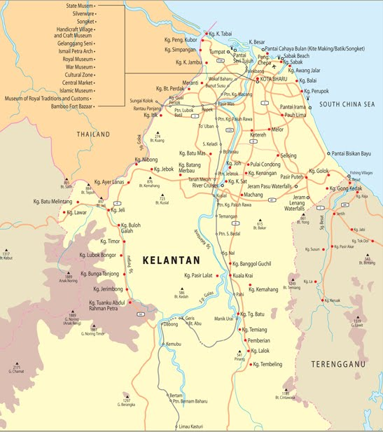 colonization of terengganu and kelantan Kelantan & terengganu director of jakoa negeri kelantan dan terengganu address tingkat 6 wisma persekutuan, jalan bayam, 15200 kota bharu, kelantan.