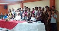 Junta Directiva y organizaciones que apoyan la creacion de la Universidad Popular en Olanchito