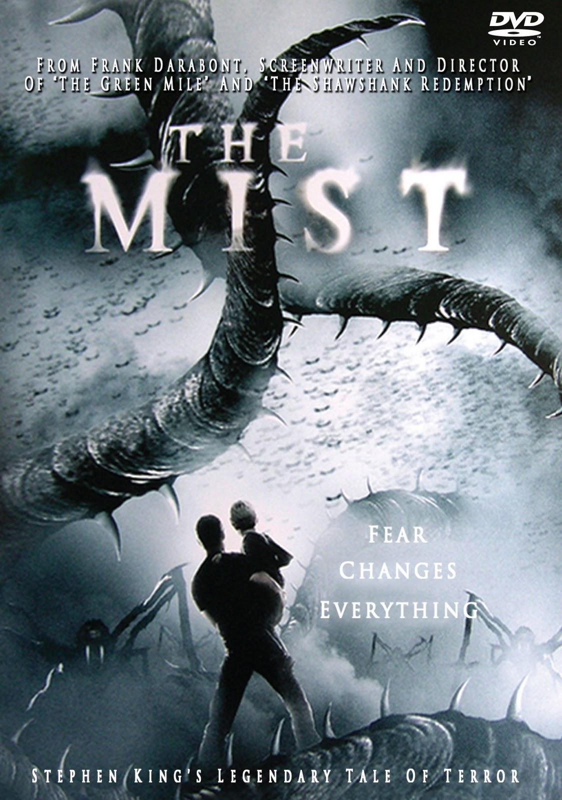 Cool Movie Posters The+Mist+DVD