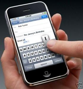 montagem iphone 4