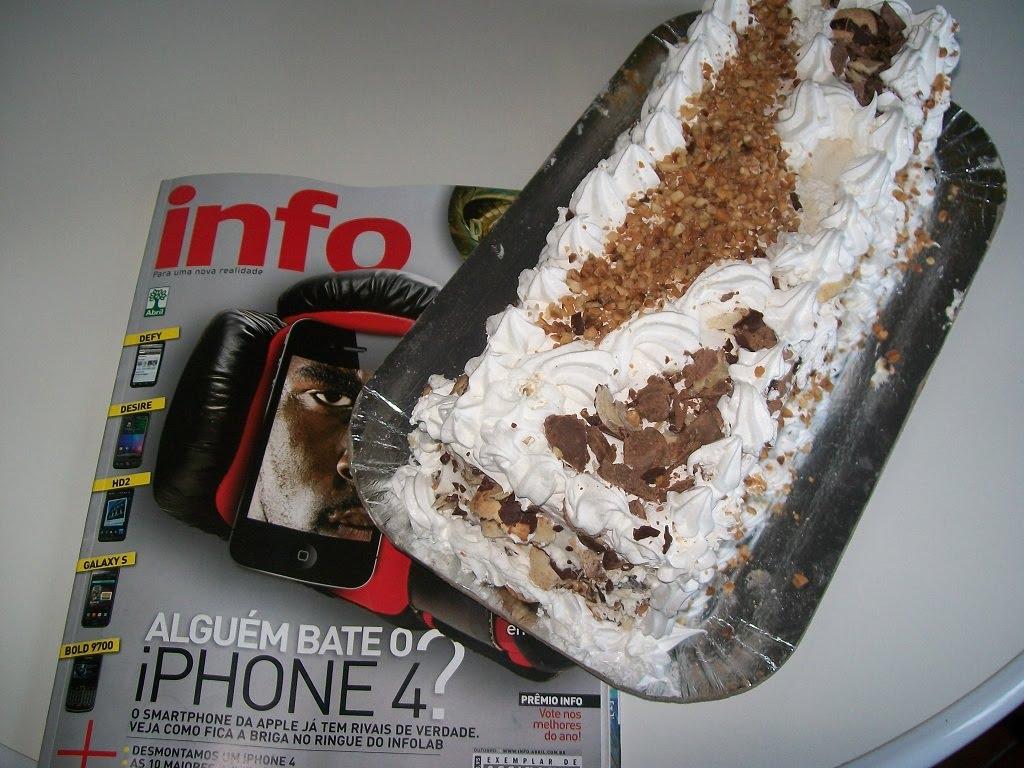 aniversario geekfail bolo