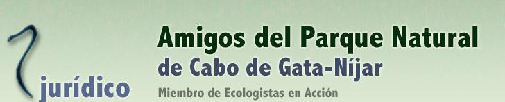 Grupo jurídico Amigos Parque Natural Cabo de Gata