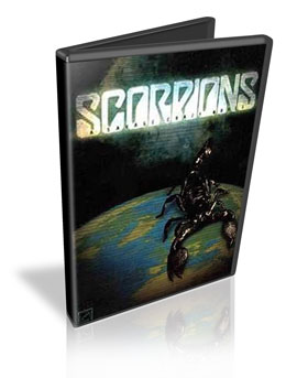 Download – DVD Scorpions – Concert A Savage Crazy World Dvdrip 1991
