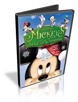 Download Aconteceu de Novo no Natal do Mickey dublado DVDrip 2010 (Dual Áudio)