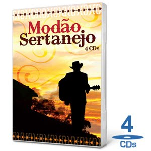 Download CD Coletânea Modão Sertanejo 2010