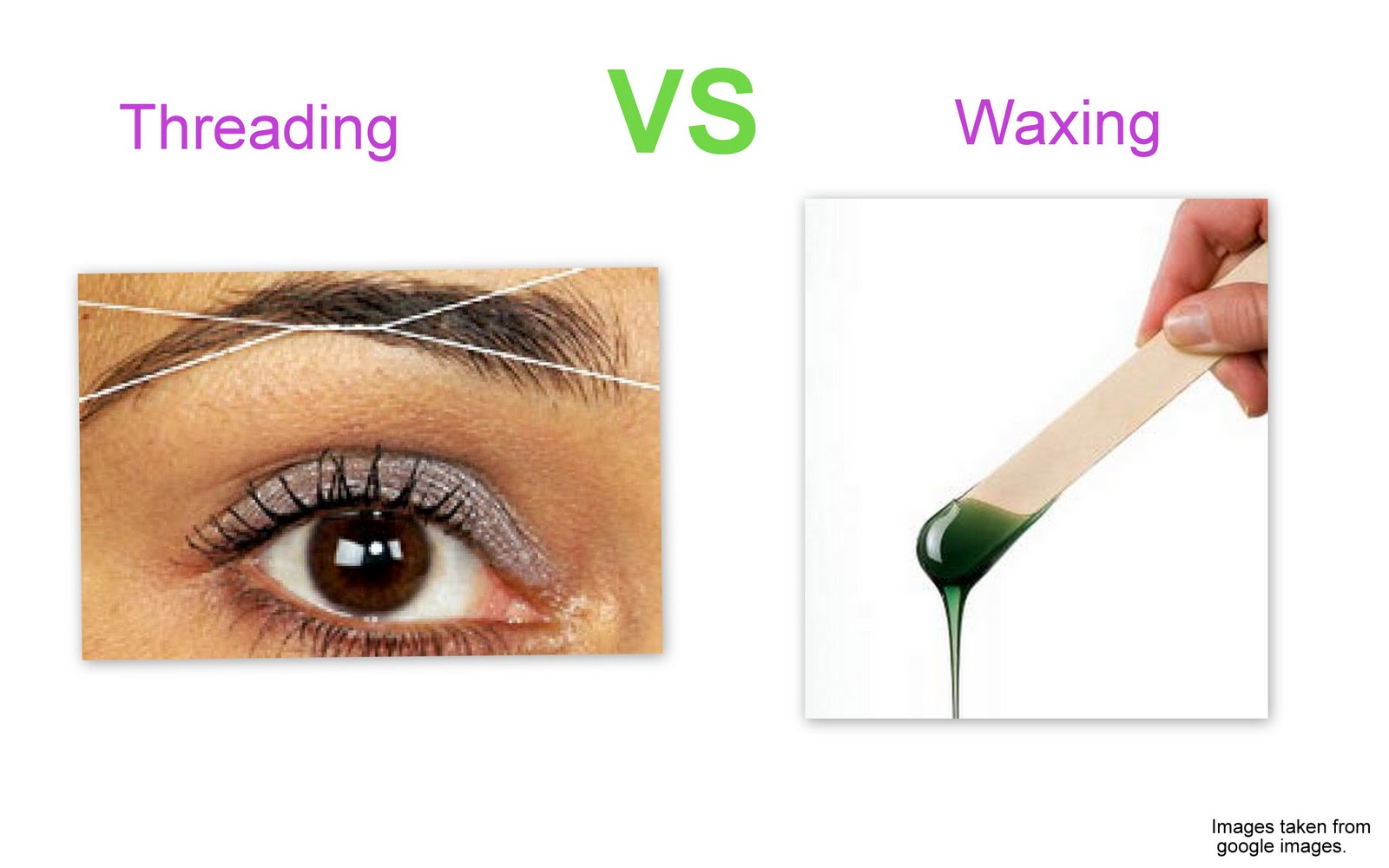 Waxing Versus Tweezing for Brows