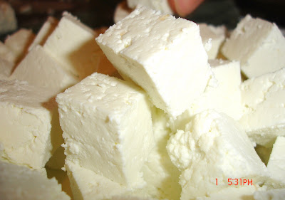 How to make good chunky paneer at home