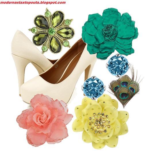 Ιδέες για το πως να μεταμορφώσουμε τα παπούτσια μας!  Shoes+1