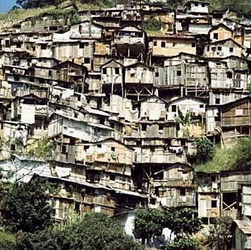 La eterna problemática de las favelas