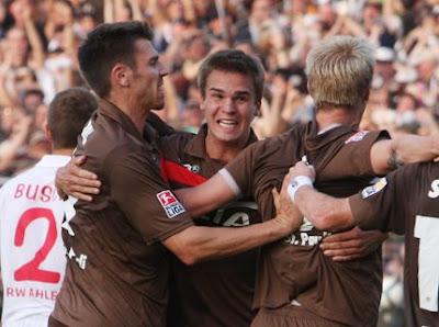 St.Pauli estréia na temporada com vitória.
