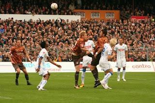 St. Pauli x Hoffenheim - Resumo