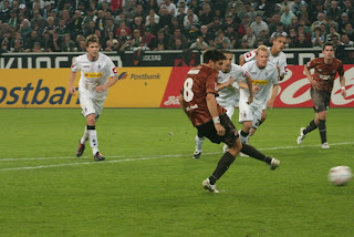 B. Mönchengladbach - FC St. Pauli - Imagens