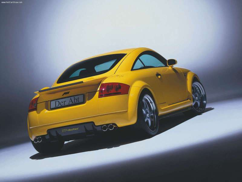 Audi TT-Limited Wide Body
