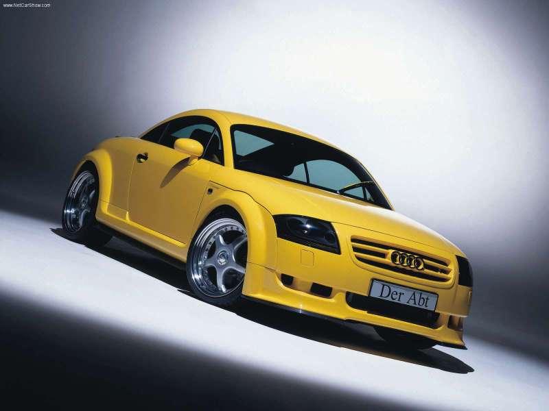 Audi TT-Limited