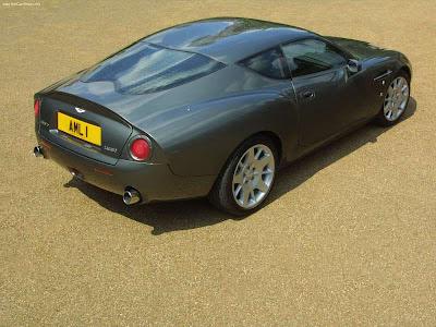 Catalogues>> 2002 Aston Martin DB7 Vantage Zagato, Aston Martin