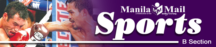 Manila Mail Sports News
