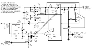 wiring diagram for car apd bias supply and current monitor rh carwirring blogspot com