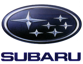subaru logo car