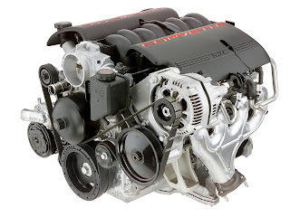 V12 car engine