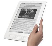 Amazon global wireless Kindle DX