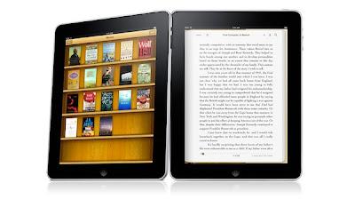 Apple iPad iBooks iBookstore
