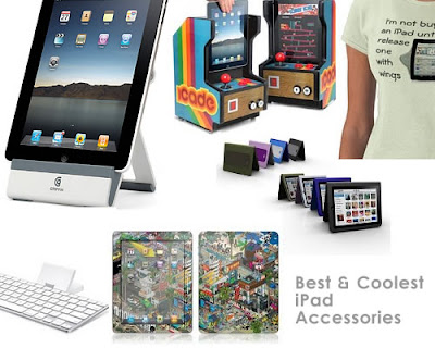 Best and Coolest Top iPad Accessories