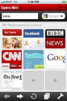 Opera Mini now available on App Store