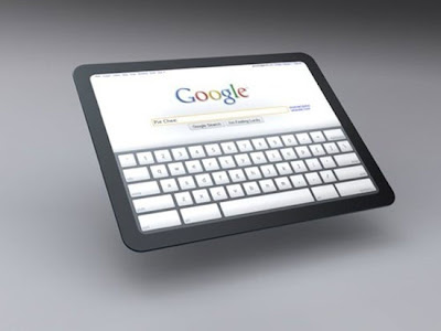 """Google to rival iPad with its own Android-based """"large phone"""""""