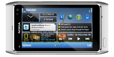 Symbian^3 flagship Nokia N8 goes official