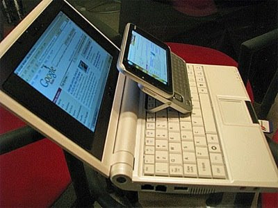 Nokia N810 internet tablet
