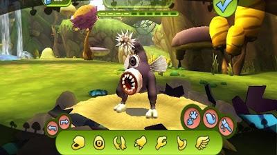 Nintendo Wii's 'Spore Hero' and Nintendo DS' 'Spore Hero Arena'