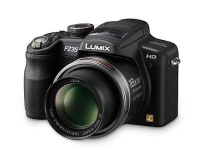 Read Panasonic LUMIX DMC-FZ35 Digital Camera
