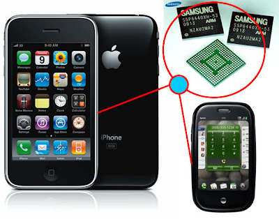 Samsung moves out of MHz sports 1GHz chip aimed for future iPhone and Pre