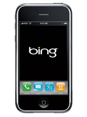 Microsoft pulls Bing iPhone app for non U.S.