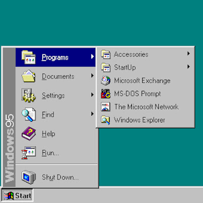 Happy 15th Birthday To Windows 95