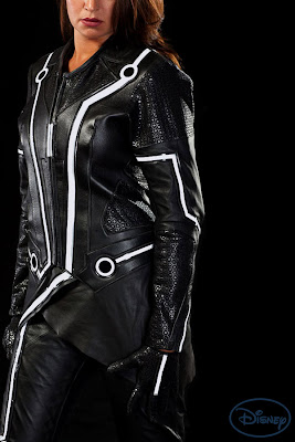 TRON official replica bike suits set