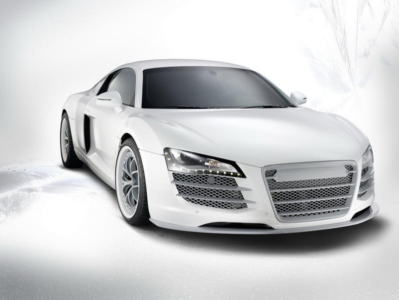 Audi R8 Spark Eight  By Eisenmann Concept
