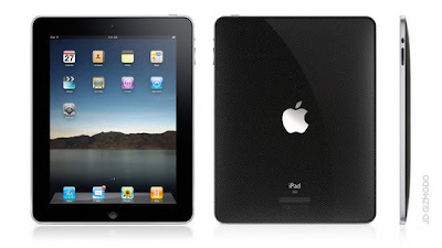 Carbon Fiber could be the next generation iPad housing
