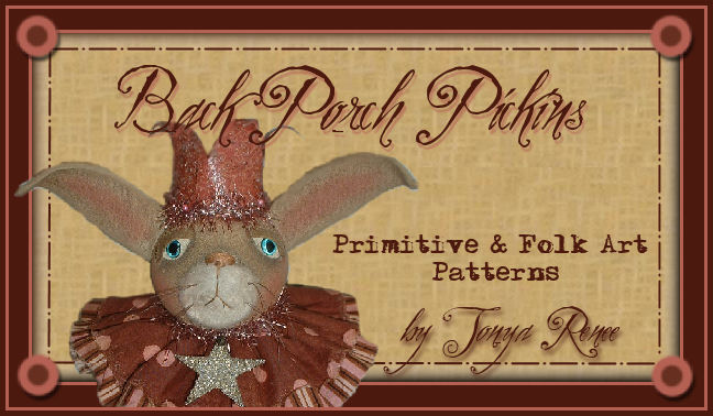 Back Porch Pickins Pattern Site