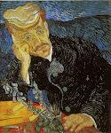 Retrato del Dr Gachet de Vincent Van Gogh