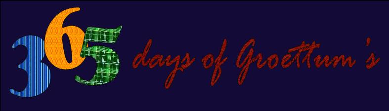 365 Days of Groettum's